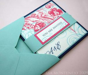 undangan pernikahan Magetan